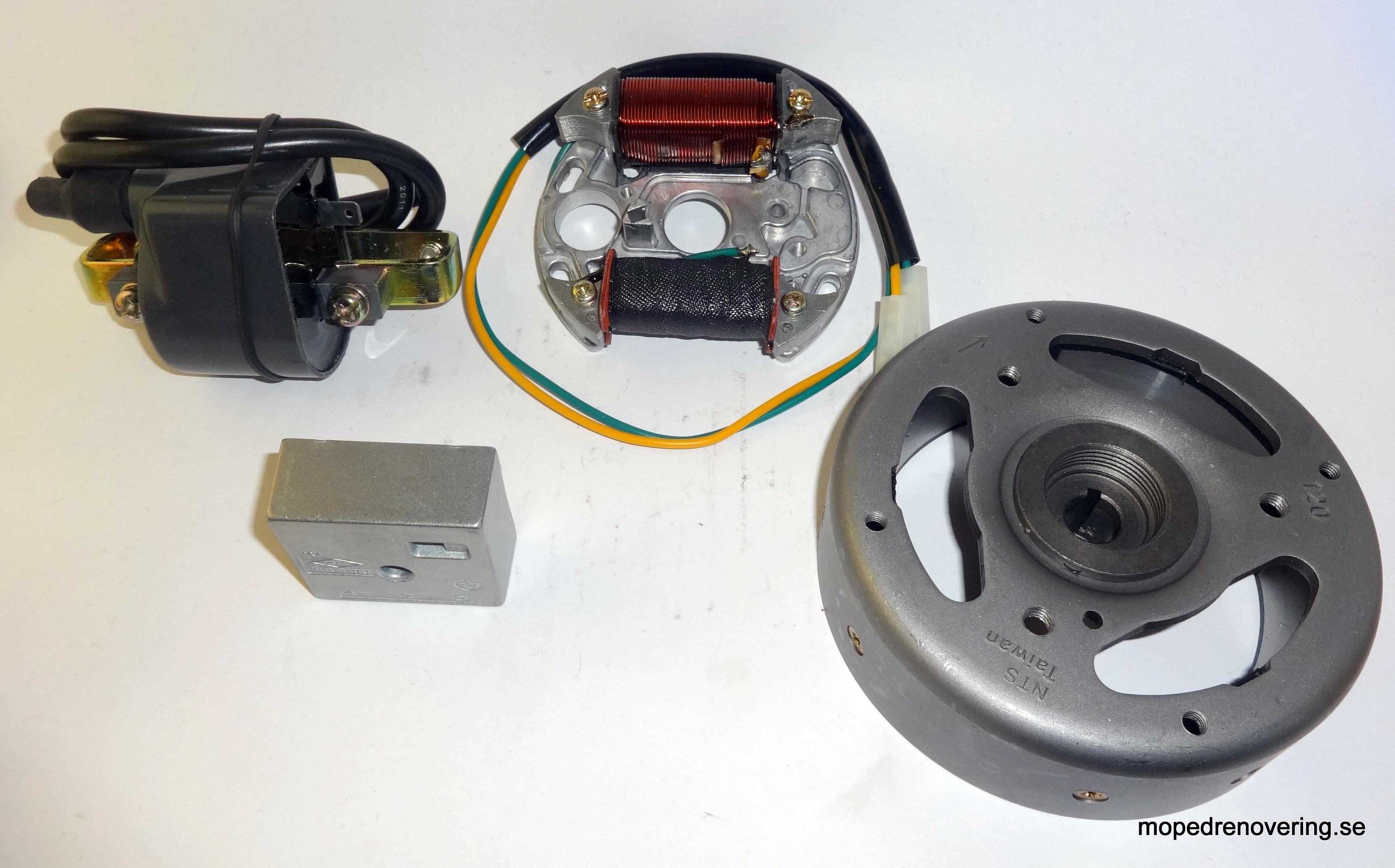 Ignition System   Yamaha