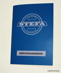 Stefa Servicehandbok