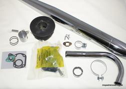 Trimkit Sachs 60cc, NOS Bing Kyrkportsförgasare 17mm, 32 mm avgassystem osv